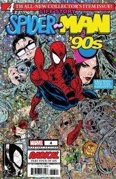 Spider-Man: Life Story #4 1:25 Kaare Andrews Variant