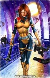 G.I. Joe: A Real American Hero - Silent Option #1 Greg Horn Variant B