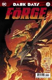 Dark Days: The Forge #1 Kubert Variant