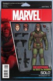 Deadpool & The Mercs for Money #2 Action Figure Variant