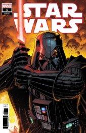 Star Wars #1 1:25 Variant Cover by Arthur Adams