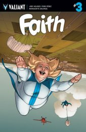 Faith #3 Cover E Henry