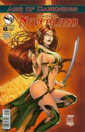 Grimm Fairy Tales Presents Neverland: Age of Darkness #1 Cover C Krome