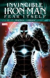 fear itself: invincible iron man tp