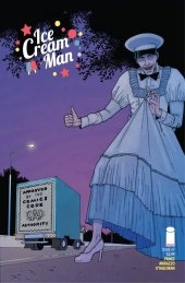 Ice Cream Man #7 Cover D CBLDF Charity Variant Uncensored