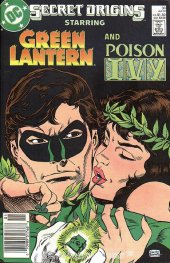 Secret Origins #36 Newsstand Edition