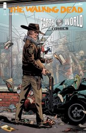 The Walking Dead #1 15th Anniversary Earthworld Comics Exclusive Variant
