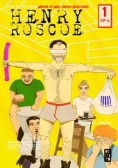 Henry Roscoe: Detective, Sort of #1 Uncensored Cover