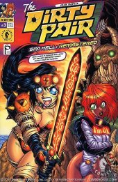 The Dirty Pair: Sim Hell Remastered #3