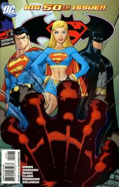 Superman / Batman #50 Variant Edition
