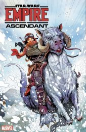 Star Wars: Empire Ascendant #1 1:25 Patrick Zircher Variant