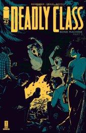 Deadly Class #42 Original Cover
