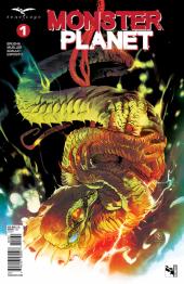 Monster Planet #1 Cover F Colapietro