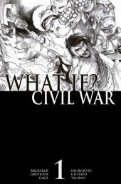 What If? Civil War #1 Sketch Variant