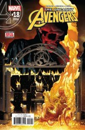 Uncanny Avengers #18