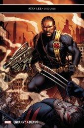Uncanny X-Men #7 Pere Perez Variant