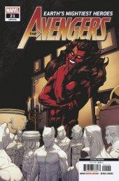 Avengers #21 2nd Printing