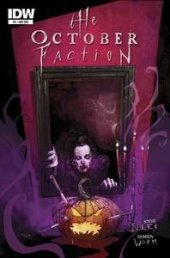 The October Faction #5 Subscription Variant