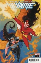 Valkyrie: Jane Foster #9 Audrey Mok Spider-Woman Variant