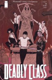 Deadly Class #3 2nd Printing
