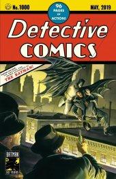 Detective Comics #1000 Alex Ross Batman Homage Variant