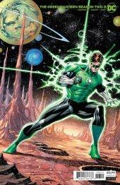 The Green Lantern Season Two #3 Variant Edition