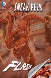 The Flash: DC Sneak Peek