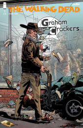 The Walking Dead #1 15th Anniversary Graham Crackers Comics Exclusive Variant