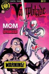 Vampblade #6 Cover B Winston Young Risque