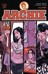 Archie #24 Cover B Thomas Pitilli