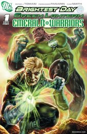 Green Lantern: Emerald Warriors #1 Variant Edition
