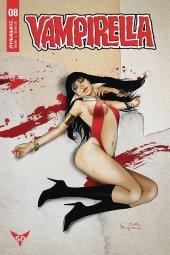 Vampirella #8 Cover H Gunduz