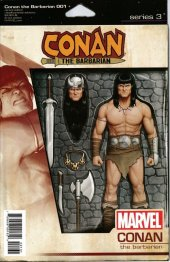 Conan the Barbarian #1 Christopher Action Figure Variant