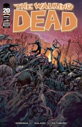 The Walking Dead #100 Cover F