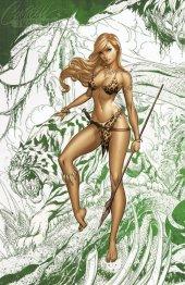 Uncanny X-Men #12 J. Scott Campbell Variant E