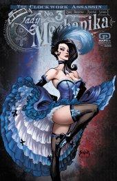 Lady Mechanika: The Clockwork Assassin #3 Pulps Comics Edition
