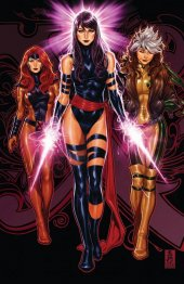 Uncanny X-Men #1 ComicSketchArt Exclusive Mark Brooks Variant B