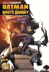 Batman: Curse of the White Knight HC Barnes and Noble Exclusive Edition