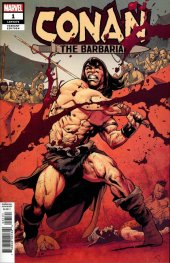 Conan the Barbarian #1 Asrar Party Variant