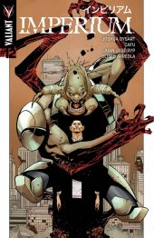 Imperium #12 Cover C Palo