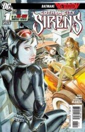 Gotham City Sirens #1 Variant