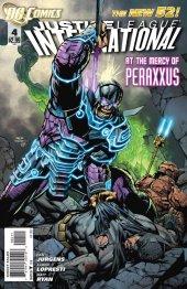 Justice League International #4