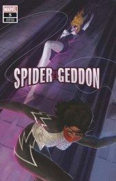 Spider-Geddon #5 Vanesa Del Rey Variant
