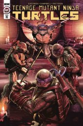 Teenage Mutant Ninja Turtles #107 1:10 Incentive Variant