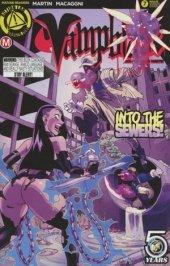 Vampblade #7 Cover B Winston Young Risque