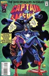 Captain America #439