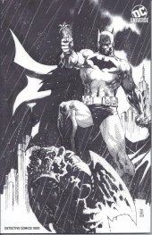 Detective Comics #1000 DC Universe Jim Lee Subscription Gift Variant Cover