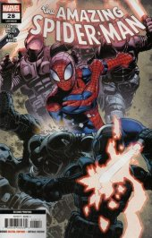 The Amazing Spider-Man #28 2nd Printing