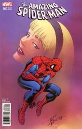 The Amazing Spider-Man #800 John Romita Sr Variant