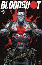 Bloodshot #9 Cover B Ngu